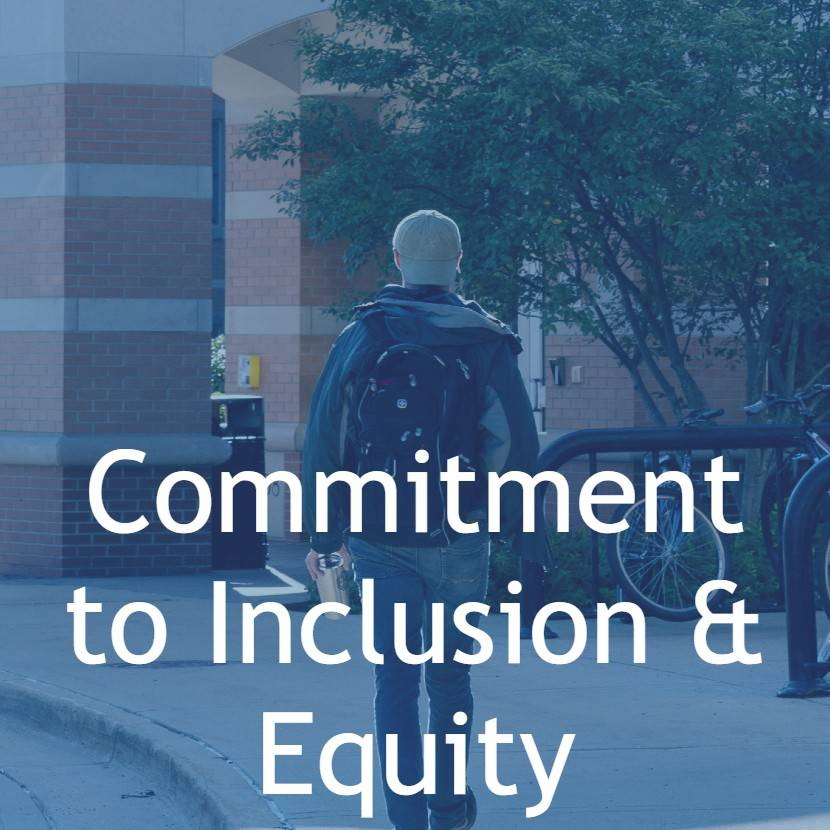 Click for our commitment to inclusion and diversity